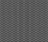 光学背景的幻觉 向量例证