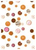 光明节多福饼,犹太假日标志 甜传统烘烤 多福饼样式贺卡