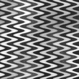 光栅无缝的灰度的纹理 梯度波浪线样式 抽象背景例证细微的向量 图库摄影
