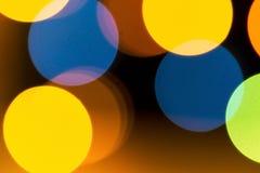 从光的强光 免版税图库摄影