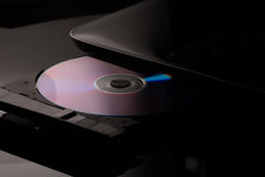 光盘 库存图片