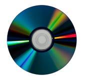 光盘dvd 免版税库存照片