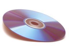 光盘dvd 免版税库存图片