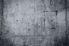 光秃的混凝土墙纹理 免版税库存图片