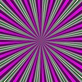 光芒四射的紫罗兰色和灰色样式,背景 皇族释放例证