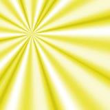 光芒星期日黄色 皇族释放例证
