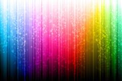 光谱抽象背景 免版税图库摄影