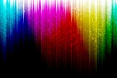 光谱抽象背景 免版税库存照片