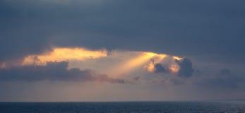 光,地中海 库存照片
