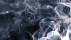 光滑的香火烟 影视素材