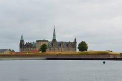 克伦堡城堡 库存照片