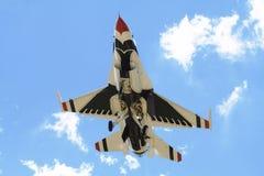 克利夫兰喷气机雷鸟 库存照片