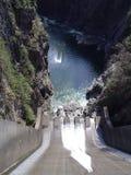 克利夫兰水坝 图库摄影