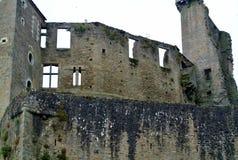 克利松城堡南特法国 图库摄影