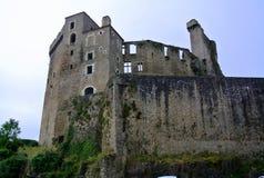 克利松城堡南特法国 库存图片