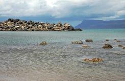 克利特海岛 免版税库存照片