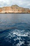 克利特海岛 免版税库存图片