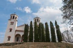 克利苏拉修道院,保加利亚 免版税库存图片