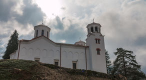 克利苏拉修道院,保加利亚 库存照片