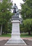 克劳德路易斯Berthollet雕象在阿讷西,法国 库存图片