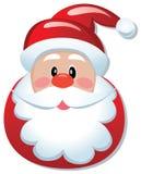 克劳斯・圣诞老人向量 免版税库存图片