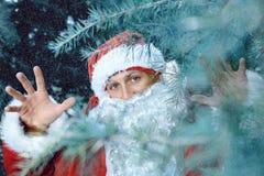 克劳斯・圣诞老人 新的yaer和圣诞节 图库摄影
