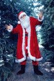 克劳斯・圣诞老人 新的yaer和圣诞节 免版税库存图片