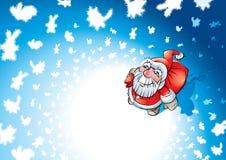 克劳斯・圣诞老人 免版税图库摄影