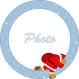 克劳斯・圣诞老人 库存照片