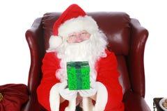 克劳斯・圣诞老人 免版税库存图片