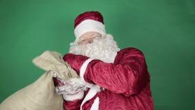 克劳斯以后的圣诞老人 股票录像