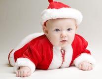 克劳斯小圣诞老人 图库摄影