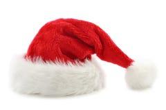 克劳斯帽子圣诞老人 免版税库存照片