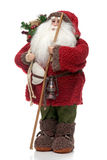 克劳斯玩偶圣诞老人 免版税图库摄影