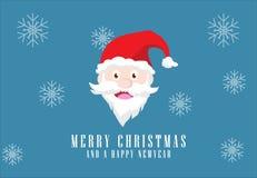 克劳斯表面圣诞老人 免版税图库摄影