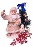 克劳斯JPG圣诞老人 库存图片