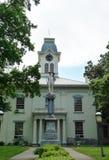 克劳福德县法院大楼外部,阿肯色 免版税库存照片