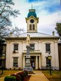 克劳福德县法院大楼 免版税库存照片