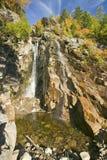 克劳福德山谷白色山的国家公园,新罕布什尔 免版税库存照片