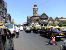 克劳福德市场在印度 免版税库存图片