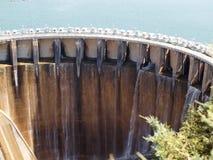 克尔水坝 免版税库存照片