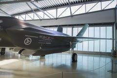 洛克希德马丁公司f-35a闪电II 库存照片