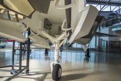 洛克希德马丁公司f-35a闪电II 免版税库存图片