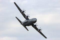 洛克希德C-130赫拉克勒斯 图库摄影
