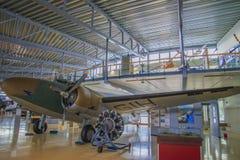 洛克希德c-60a北极星 库存照片