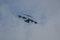 洛克希德c-130Hercules 免版税库存图片