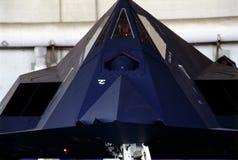 洛克希德F-117夜生活者 图库摄影