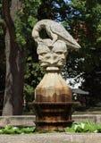 巴洛克式的喷泉 免版税库存图片