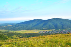 克拉斯诺达尔krai,俄罗斯在夏天 库存照片