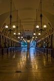 克拉科夫市场大厦 免版税库存图片